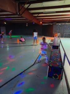 anna skating
